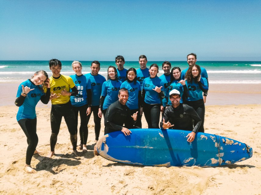 SURFCLASS-group